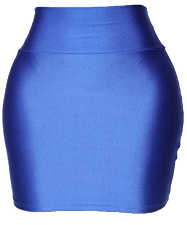 Fashion Nova Curves for Days Mini Skirt
