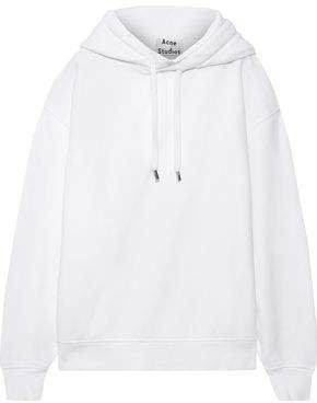 Oversized Cotton-fleece Hoodie