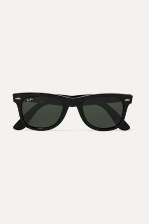 Ray-Ban | Wayfarer square-frame acetate sunglasses | NET-A-PORTER.COM