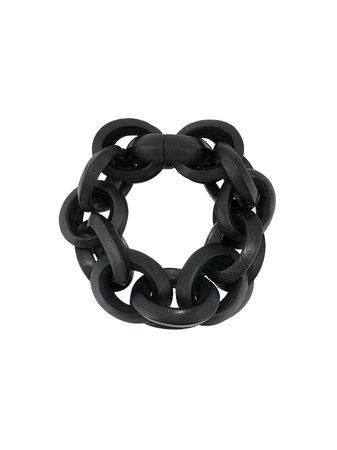 Monies Wood Chain Bracelet - Farfetch