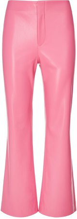 Lorinda Vegan Leather Ankle Pant