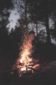 harry potter deathly hallows aesthetic photo camping - Google Search
