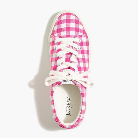 J.Crew Factory: Printed Road Trip Sneakers For Women