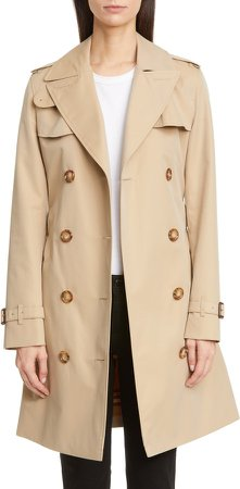 The Islington Cotton Trench Coat
