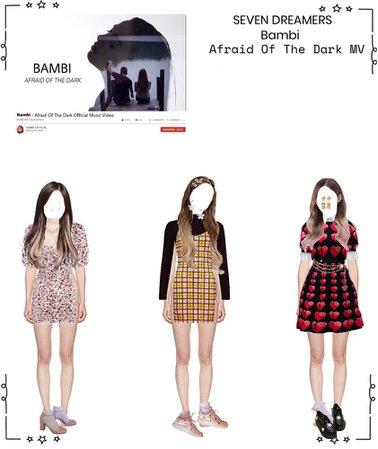 Bambi - Afraid Of The Dark Official MV