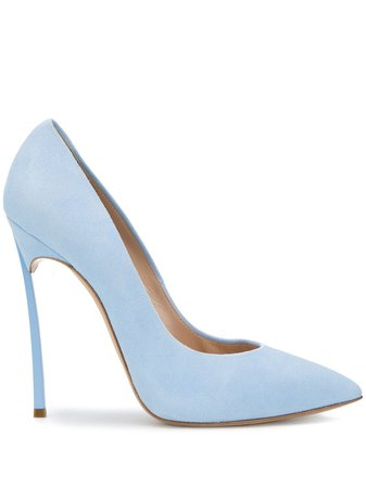Casadei Airy Sky Pumps - Farfetch