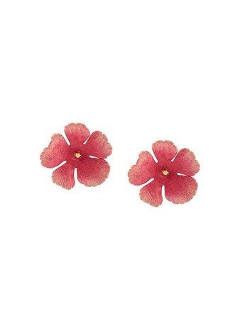 Jennifer Behr Wild Rose stud earrings