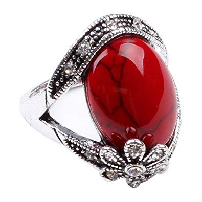 red fashion ring - Google Search