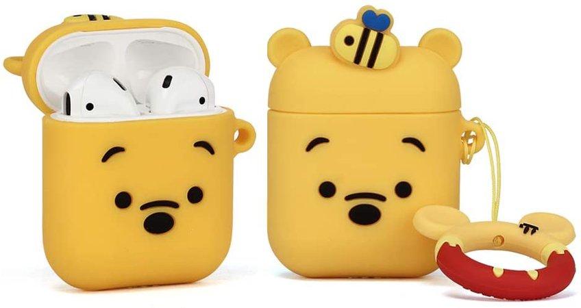Winnnie the Pooh AirPod case