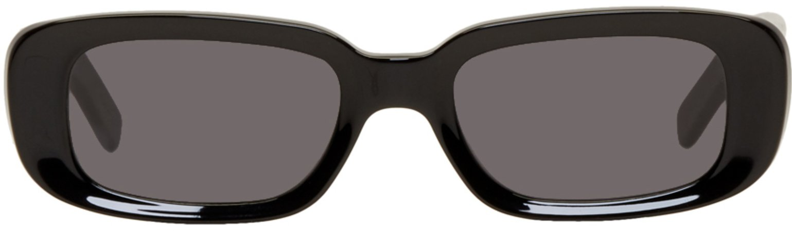OFF WHITE BLACK SUNGLASSES