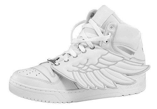 """- Jeremy Scott x Adidas Originals:""""J-Wings"""" (2009)"""