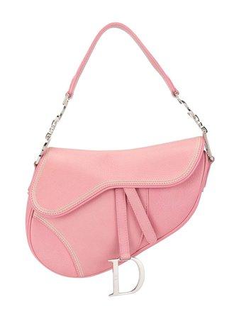 Christian Dior Bolso De Mano Limited Edition Saddle - Farfetch