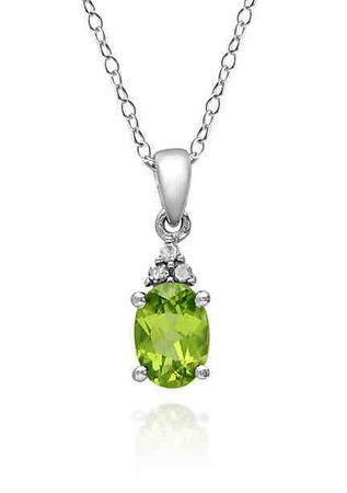 green jewel necklace - Google Search