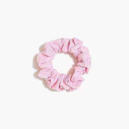 J.Crew Factory: Oxford Scrunchie For Women