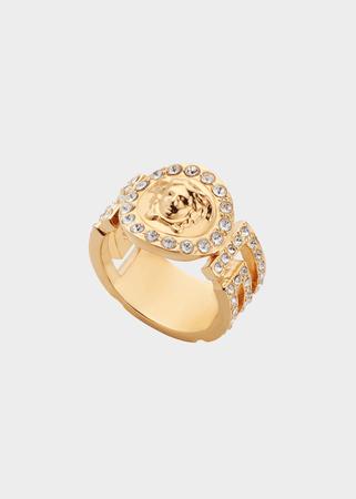 Versace Icon Medusa Ring