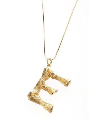 E necklace bamboo - Google Search