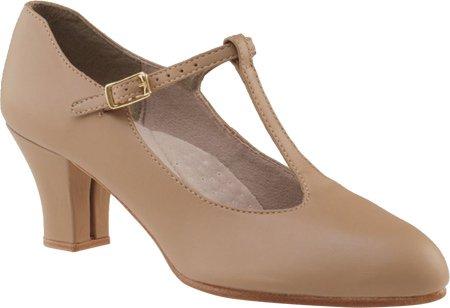 1930s beige shoes