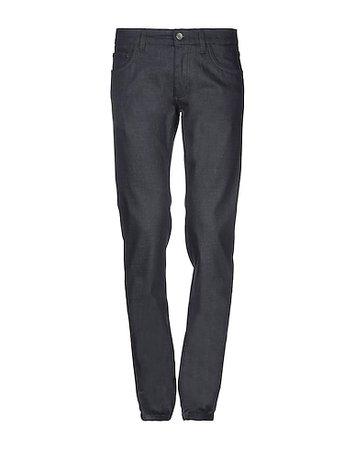 Dolce & Gabbana Denim Pants - Men Dolce & Gabbana Denim Pants online on YOOX United States - 42670982TT