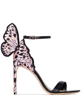Sophia Webster Butterfly Back 100 Sandals Ss20 | Farfetch.Com