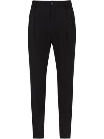 Dolce & Gabbana slim-cut Tailored Trousers - Farfetch