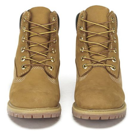 Timberland Women's 6 Inch Premium Leather Boots