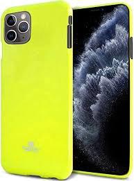 neon yellow iPhone 11