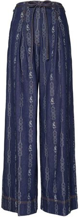 GEMINI LINK DENIM TROUSER