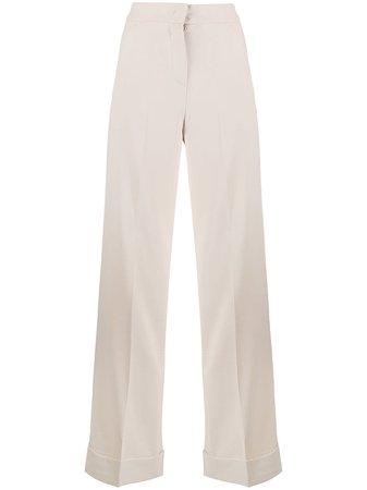 Blanca Vita, high-waist Trousers