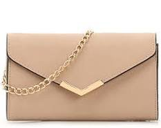 nude bag gold accent - Google Search