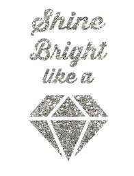 silver glitter quotes - Google Search