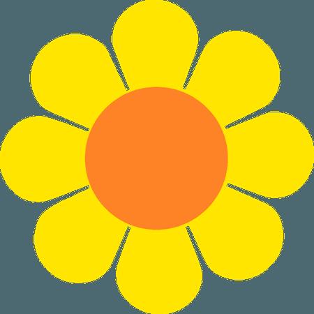 70's Flower