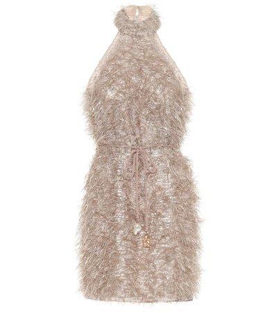 Messico Embellished Minidress | Nanushka - Mytheresa