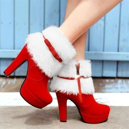 Christmas Heels