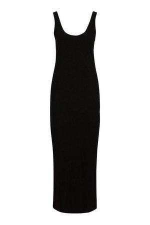 Scoop Neck Maxi Dress | boohoo