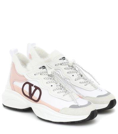 Valentino - Valentino Garavani - Sneakers SHEGOES | Mytheresa