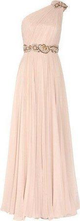 pink greek dress 1