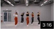 Holden Girls dance practice to Wannabe