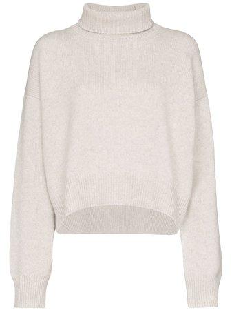 Rejina Pyo roll-neck Cashmere Sweater - Farfetch
