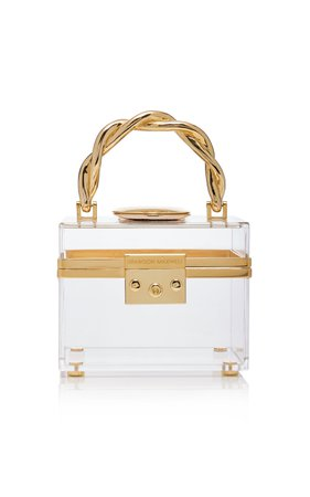 Caboodle Vanity Case Mini Bag by Brandon Maxwell | Moda Operandi