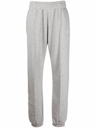 Shop Nike Classic logo-embroidered track pants with Express Delivery - FARFETCH