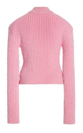 large_david-koma-pink-embellished-ribbed-knit-cardigan.jpg (749×1200)