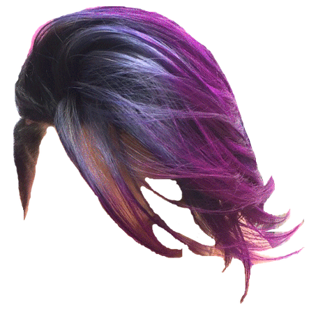 Black Purple Hair (Heavenscent)