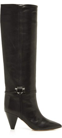 Isabel Marant Learl Leather Boots