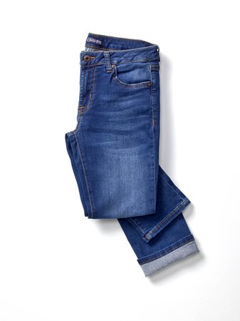 folded jeans - Google Search