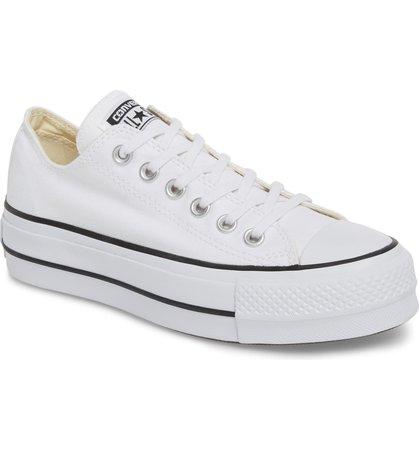 Converse Chuck Taylor® All Star® Lift Platform Sneaker (Women) | Nordstrom