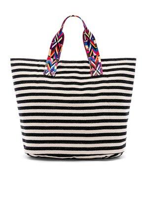 Good Vibes Val Beach Bag