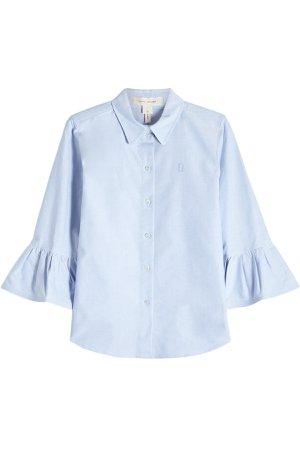 Cotton Shirt Gr. US 10