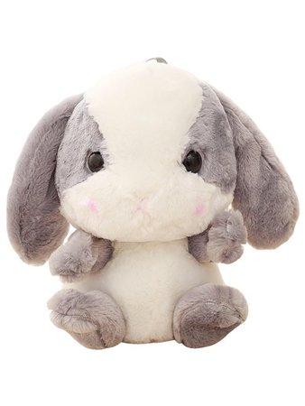 kawaii plush bunny bag