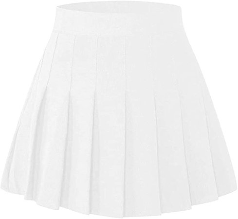 Amazon.com: SANGTREE Pleated Skirt with Comfy Stretchy Band for Women & Girls, 2 Years - Adult XXL: Clothing