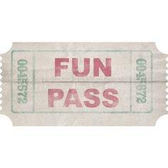fun pass ticket